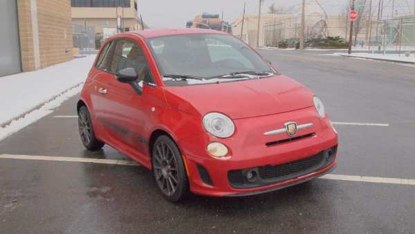 2013 Fiat 500 Abarth Car - Automobile - Review