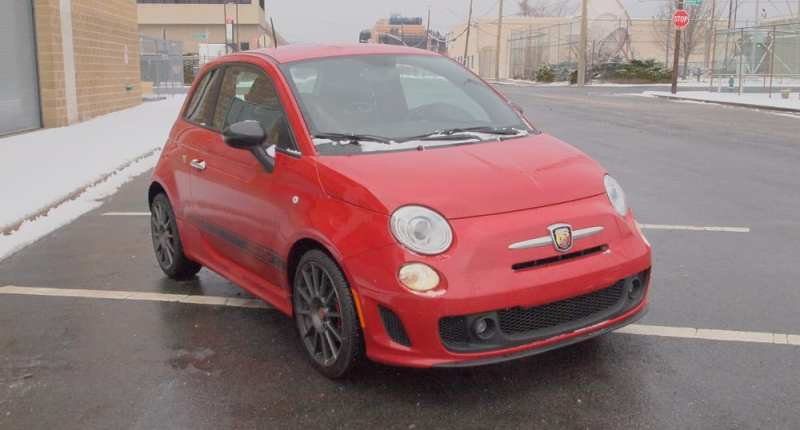 2013 Fiat 500 Abarth - Automobile - Review