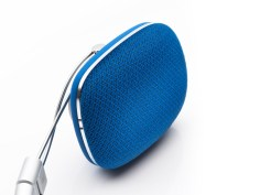 Bowers Wilkins-P3 Blue Earpad - G Style Magazine