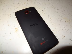 HTC Droid DNA - Back View - Camera