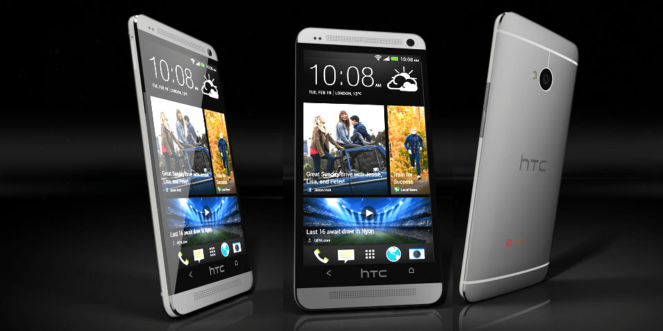 HTC ONE Google Android Smartphone 2013 12