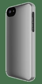 Silver Metallic Lens