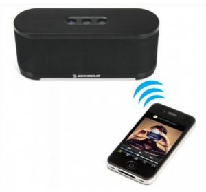 Scosche BoomSTREAM Bluetooth Speaker Review - Streaming - G Style Magazine