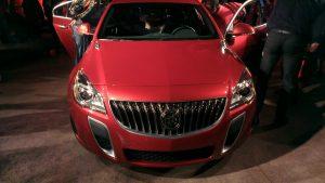 New York International Auto Show - G Style Magazine -  2014 Buick Regal GS