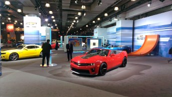 New York International Auto Show - G Style Magazine - Chevrolet Camaro - Chevy - Full