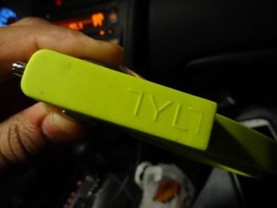 Band Car Charger By TYLT - G Style Magazine - Base TYLT Logo