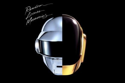 Daft Punk Feat Pharrell - Get Lucky - Random Access Memories Album Analie Cruz