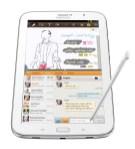Samsung Galaxy Note 8.0 Tablet - Analie Cruz - G Style Magazine - @YummyANA Vertical