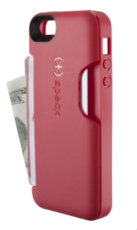 Speck SmartFlex Card Case for iPhone 5 - Pomodoro Red - Analie