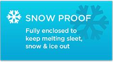 Snow Proof