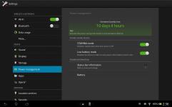 Sony Xperia Tablet Z screenshots (4)