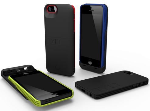 TYLT Energi Sliding Power Case Review iPhone 5 5S and Cases G Style Magazine