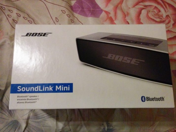 Bose SoundLink Mini Review Box - G Style Magazine