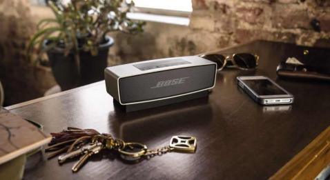 Bose Sound Link Mini Review Dresser
