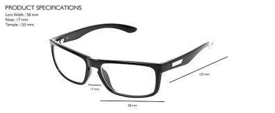 GUNNAR Optiks Intercept Gaming Eyewear _cobalt_s