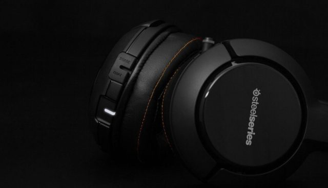 SteelSeries H Wireless 7.1 Surround Sound Gaming Headset Review - Ear Cups - G Style Magazine