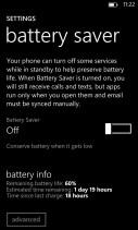 Nokia Lumia 1020 Smartphone Review-Battery Life-Cruz
