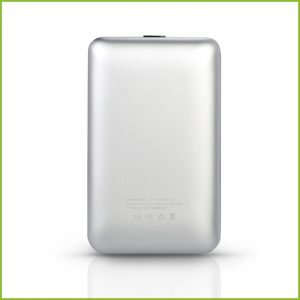 Paick Noble 6000 mAh Power Bank (Battery Pack) Review - Light Indicator View - G Style Magazine