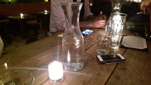 HTC One M8 Lowlight