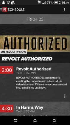 RevoltTV app (2)