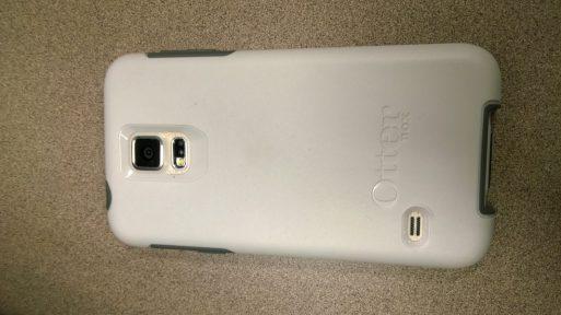 Samsung Galaxy S5 -Otterbox Symmetry Case (6)