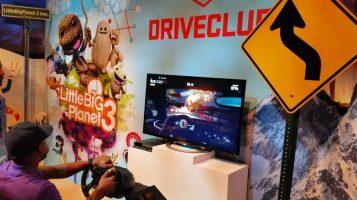 Driveclub demo