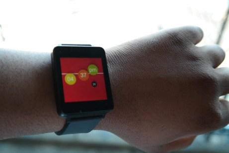 LG G Watch Convergence