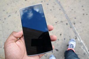 OnePlus One Display