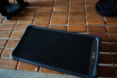 Ballistic Urbanite Case LG G3 front