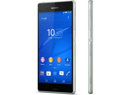 Top Smartphones Holiday Gift Guide - Sony Xperia Z3