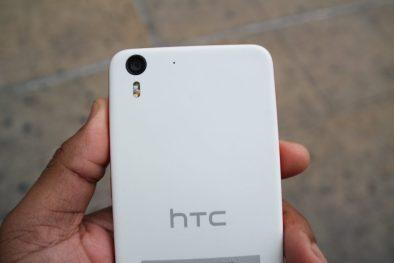 HTC Desire EYE back camera