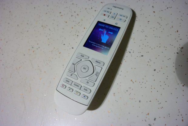 Logitech Harmony Ultimate Home Remote 3