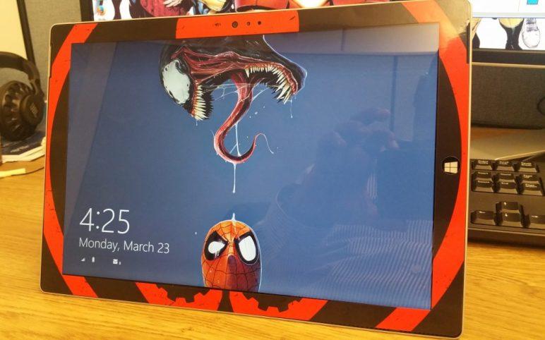 Skinit Surface Pro 3 Hydra (7)