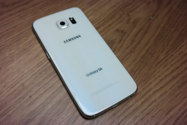 Samsung Galaxy S6 Back