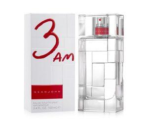 Sean John 3AM Fragrance Bottle