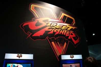 Street Fighter V E3