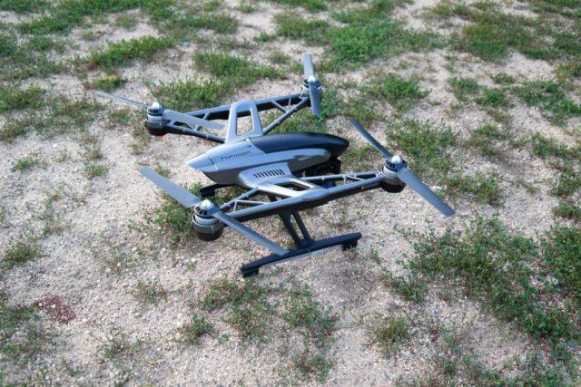 Yuneec Typhoon Q500 4K Drone 1