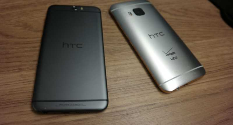 HTC One M9 A9 Back