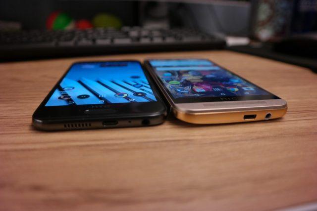 HTC One M9 A9 speaker