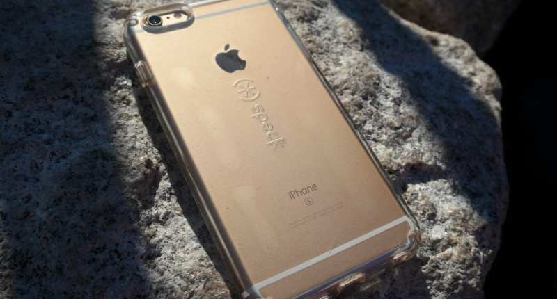 iPhone 6s Plus CandyShell Clear Case