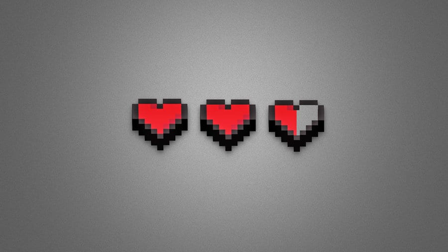 8_bit_heart_by_justicebleeds-d3at0kd