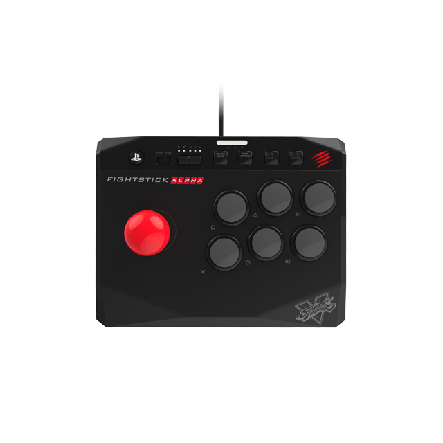 Street Fighter V Mad Catz Controllers (3)