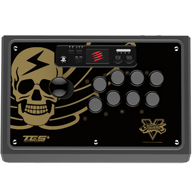 Street Fighter V Mad Catz Controllers (6)