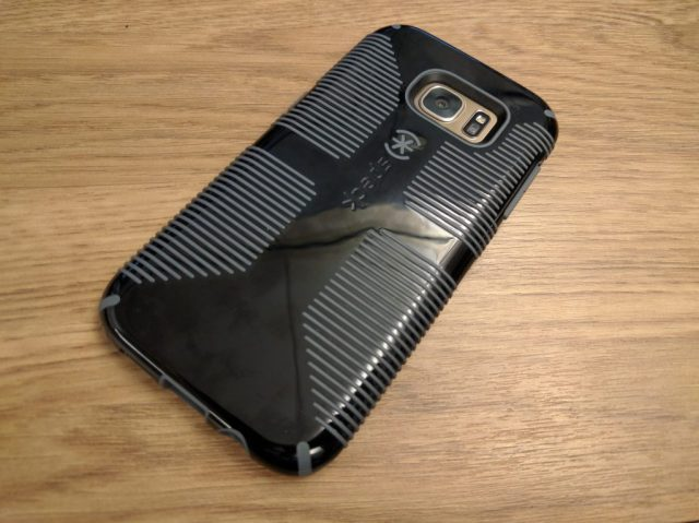 Samsung Galaxy S7 Edge CandyShell Grip
