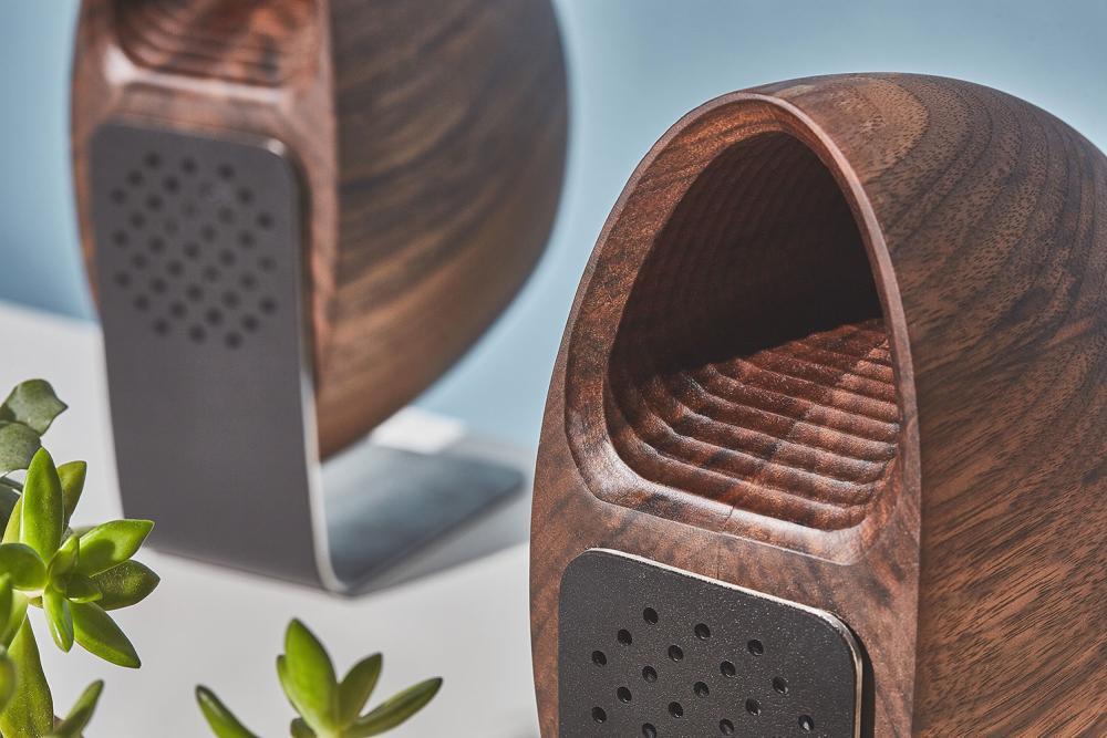 walnut-speaker