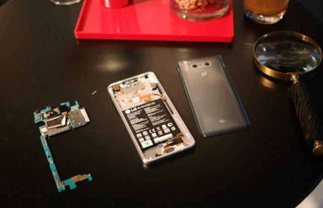 LG G6 - LGG6 - Battery Breakdown