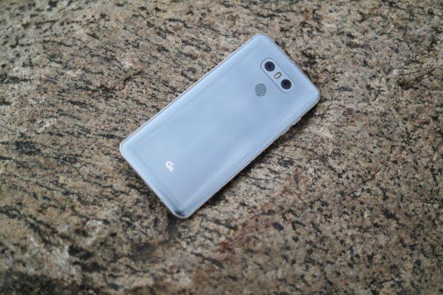 LG G6 - LGG6 - Back Glass