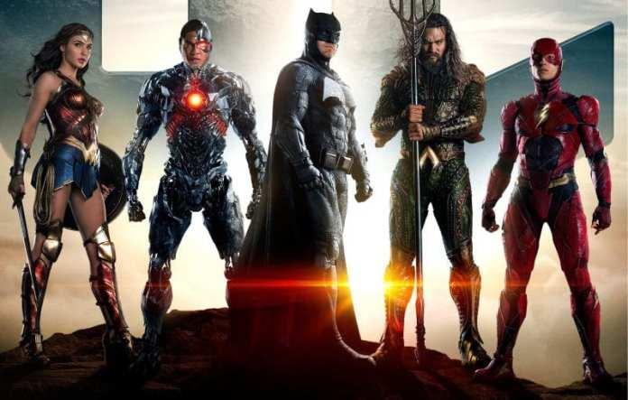Justice League Team