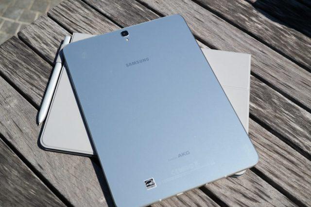 Samsung Galaxy Tab S3 Back Glass