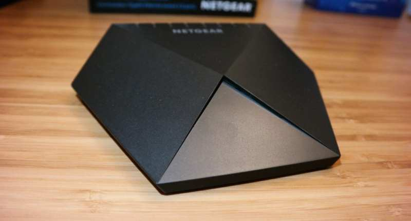 NETGEAR Nighthawk S8000 Out the Box